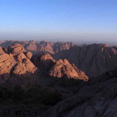 Góra Synaj/Egipt 2010