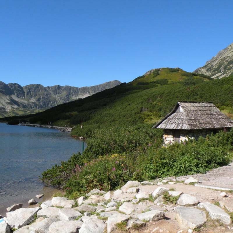 Tatry - sierpień 2010