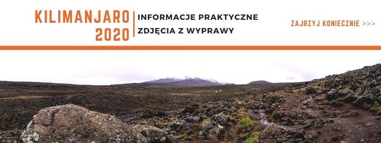 Promcha postów o Kilimanjaro