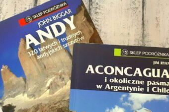 Przewodnik o Andach, moje propozycje