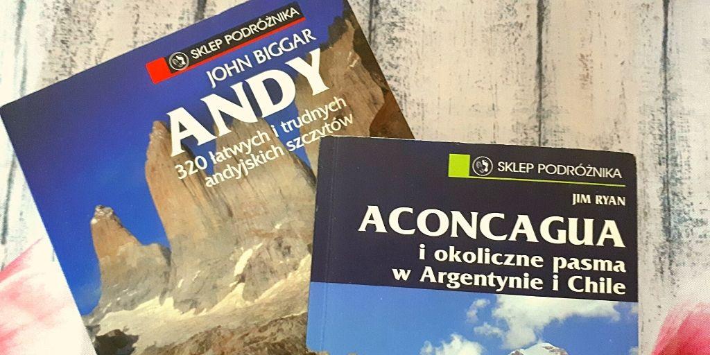 Przewodnik o Andach i Aconcagua