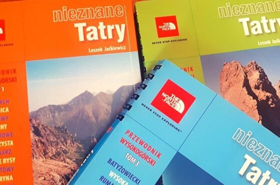 Przewodnik o Tatrach i nie tylko, moje propozycje